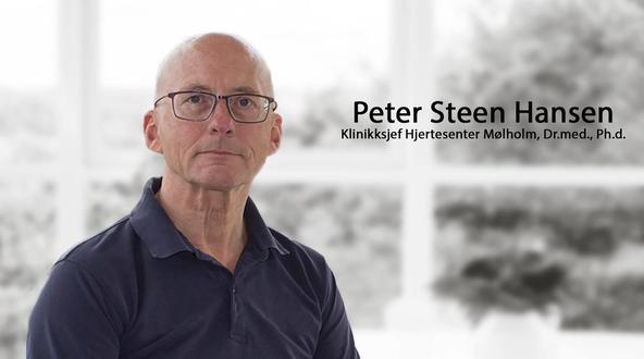 Klinkksjef Peter Steen Hansen